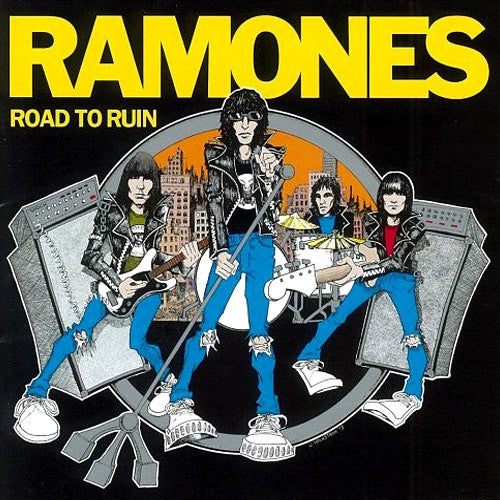 Ramones Road To Ruin - vinyl LP