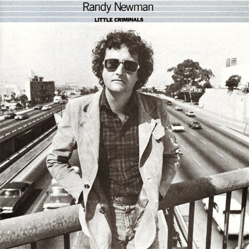 Randy Newman Little Criminals - vinyl LP