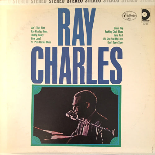 Ray Charles The Best of Ray Charles - vinyl LP