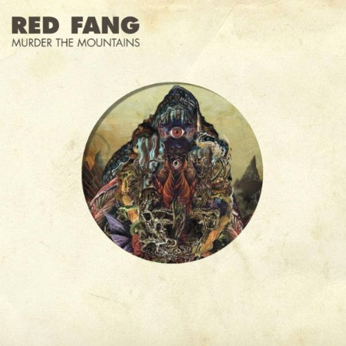 Red Fang Murder The Mountains - vinyl LP