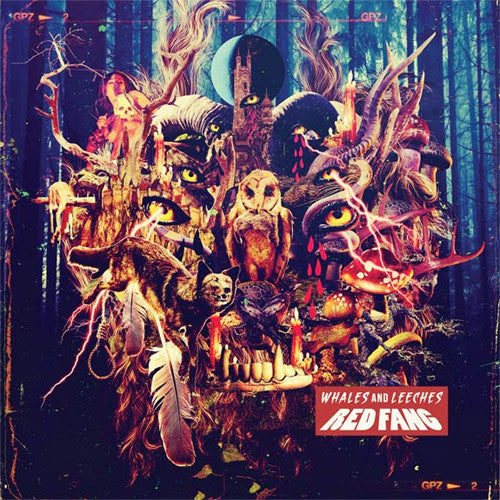 Red Fang Whales and Leeches - vinyl LP