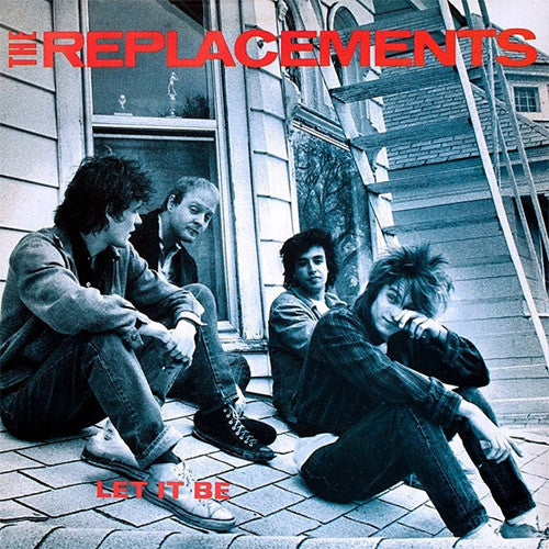 The Replacements Let It Be - compact disc