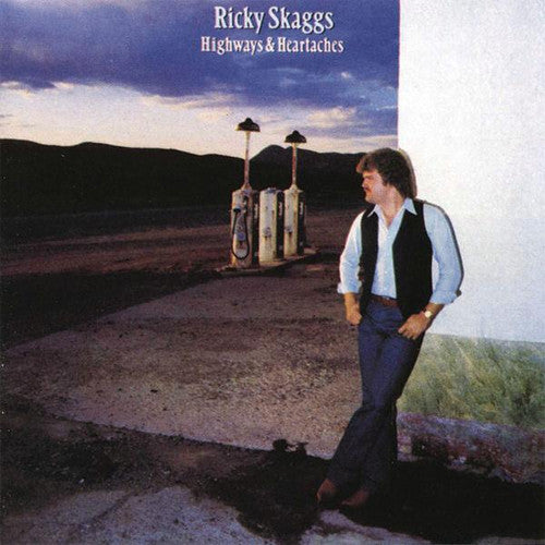 Ricky Skaggs Highways & Heartaches - vinyl LP