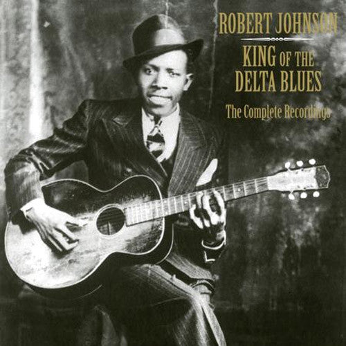 Robert Johnson King Of The Delta Blues The Complete Recordings - vinyl LP
