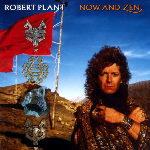 Robert Plant Now And Zen - cassette