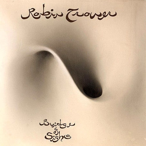 Robin Trower Bridge of Sighs - cassette