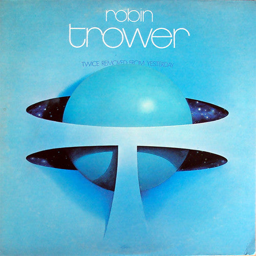 Robin Trower Twice Removed From Yesterday - vinyl LP