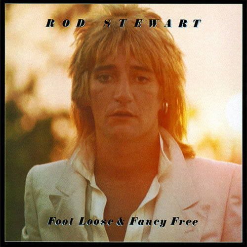 Rod Stewart Footloose & Fancy Free - vinyl LP