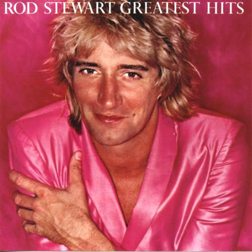 Rod Stewart Greatest Hits - vinyl LP