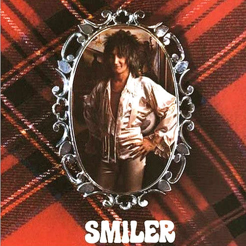 Rod Stewart Smiler - vinyl LP