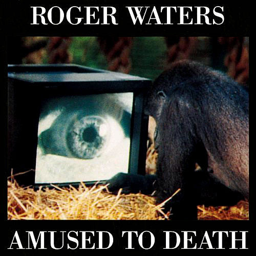 Roger Waters Amused To Death - compact disc