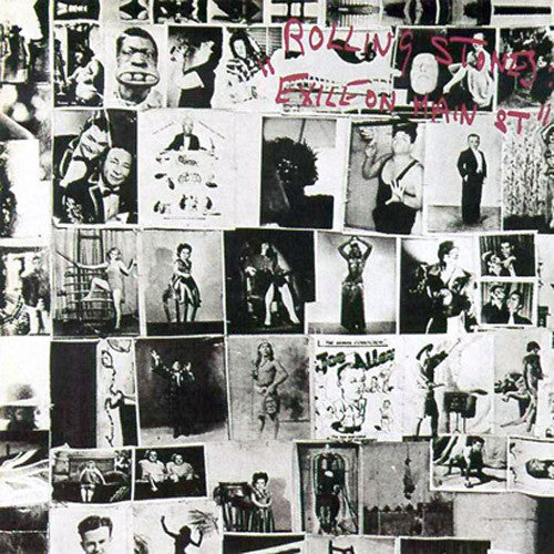 Rolling Stones Exile On Main Street - vinyl LP