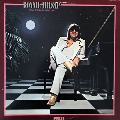 Ronnie Milsap Only One Love In My Life - vinyl LP