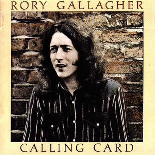 Rory Gallagher Calling Card - vinyl LP
