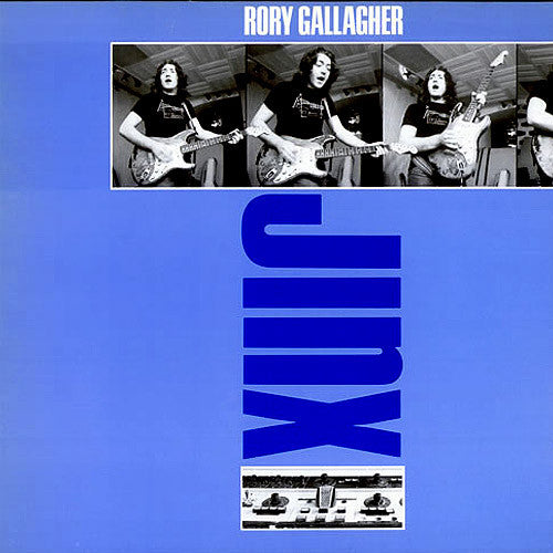 Rory Gallagher Jinx - vinyl LP