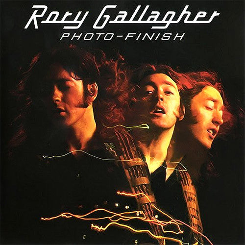 Rory Gallagher Photo Finish - vinyl LP