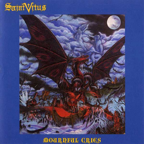 Saint Vitus Mournful Cries - vinyl LP