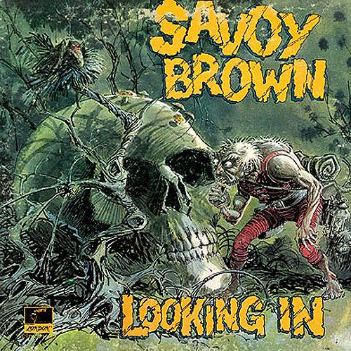 Savoy Brown Looking In - vinyl LP