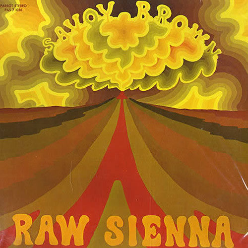 Savoy Brown Raw Sienna - vinyl LP