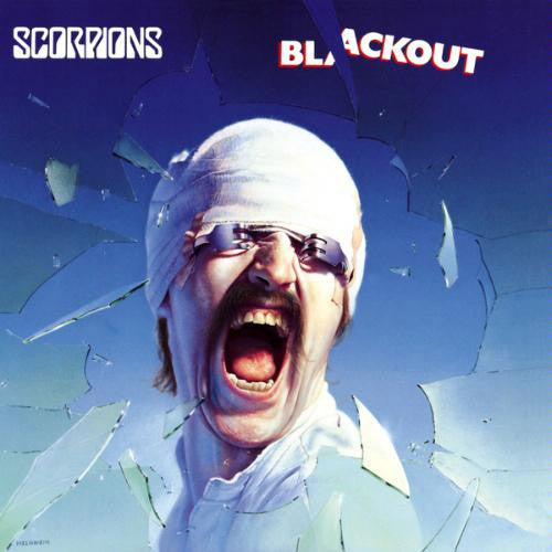 Scorpions Blackout - vinyl LP