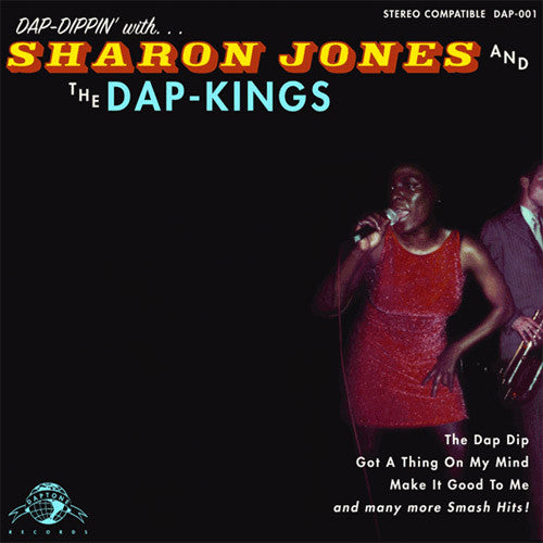 Sharon Jones and The Dap-Kings Dap Dippin - vinyl LP