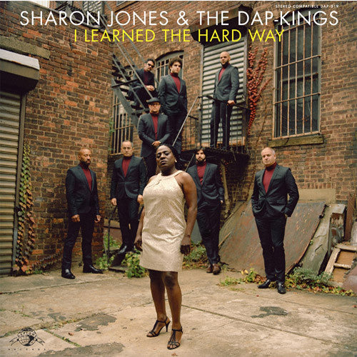 Sharon Jones and The Dap-Kings I Learned The Hard Way - vinyl LP