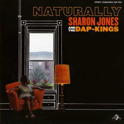 Sharon Jones and The Dap-Kings Naturally - vinyl LP
