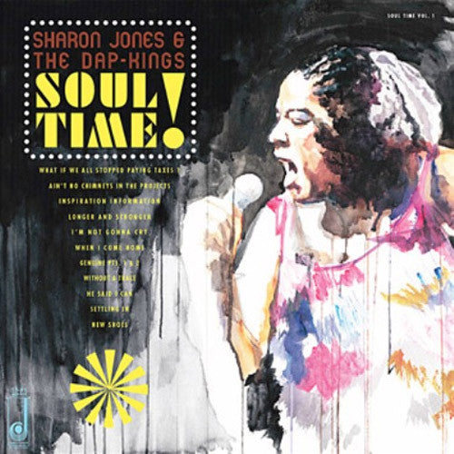 Sharon Jones and The Dap-Kings Soul Time - vinyl LP