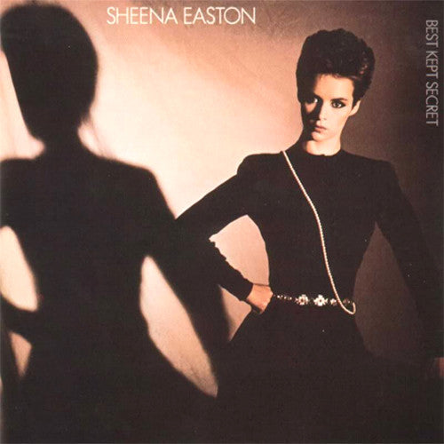 Sheena Easton Best Kept Secret - vinyl LP