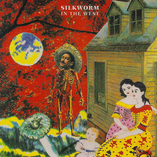 Silkworm In The West - cassette