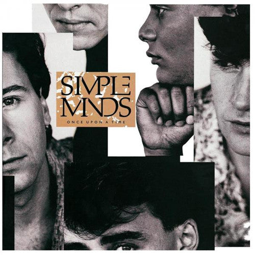 Simple Minds Once Upon A Time - vinyl LP