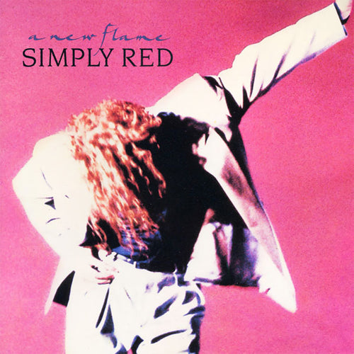 Simply Red A New Flame - vinyl LP