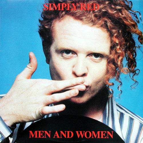 Simply Red Men and Women - vinyl LP
