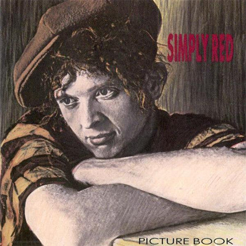 Simply Red Picture Book - vinyl LP