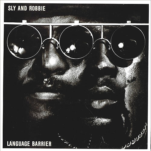 Sly and Robbie Language Barrier - vinyl LP