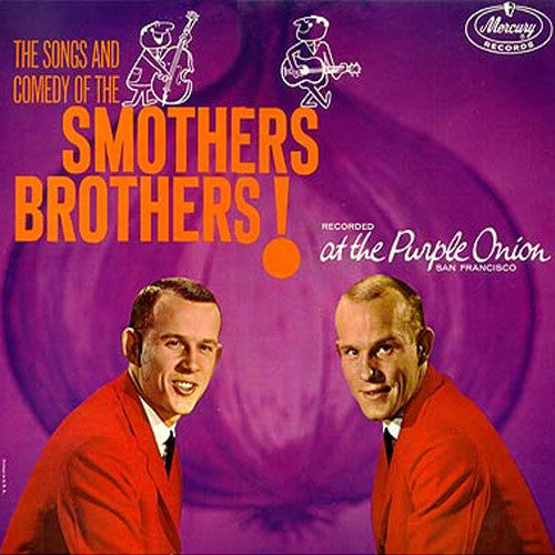 Smothers Brothers at The Purple Onion - vinyl LP