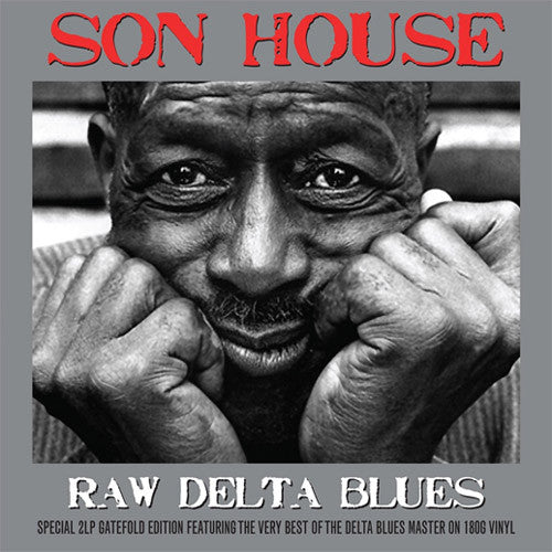 Son House Raw Delta Blues - vinyl LP