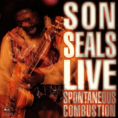 Son Seals Spontaneous Combustion - compact disc