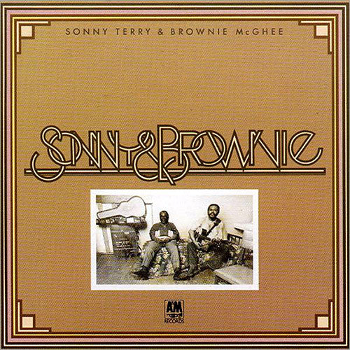 Sonny Terry & Brownie McGhee Sonny & Brownie - vinyl LP