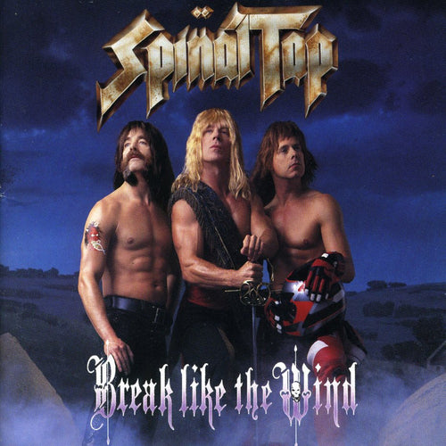 Spinal Tap Break Like The Wind - cassette