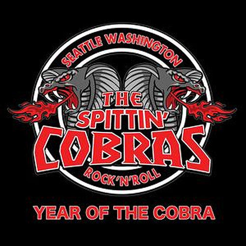 Spittin' Cobras Year of The Cobra - vinyl LP