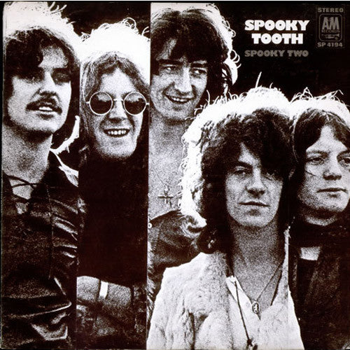 Spooky Tooth Spooky Two - vinyl LP