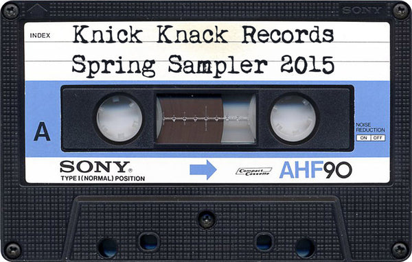 Knick Knack Records Spring 2015 Sampler