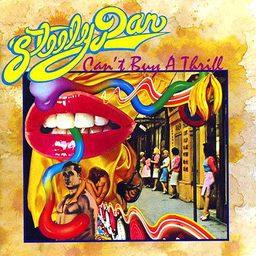 Steely Dan Can't Buy A Thrill - vinyl LP