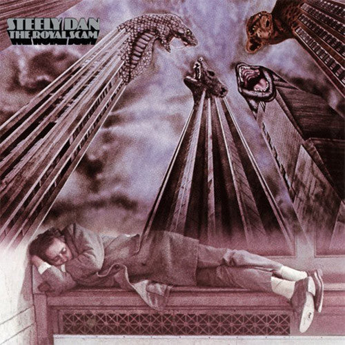 Steely Dan The Royal Scam - vinyl LP
