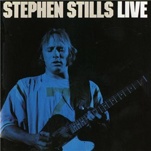 Stephen Stills Live - vinyl LP