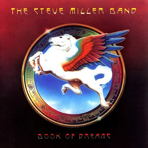 Steve Miller Band Book of Dreams - vinyl LP