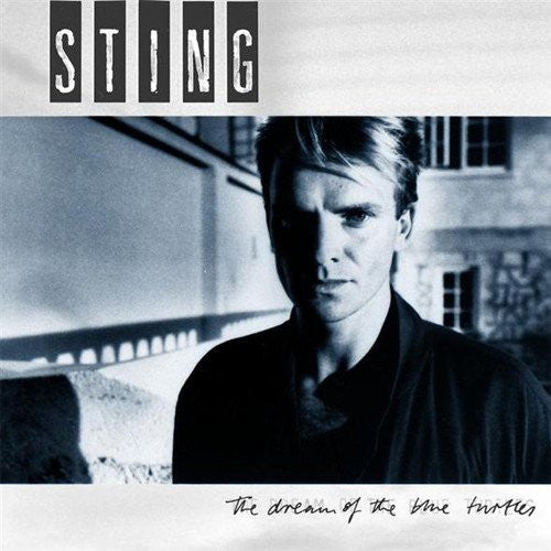 Sting The Dream Of The Blue Turtles - cassette
