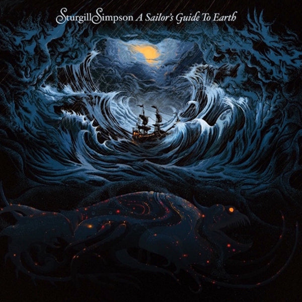 Sturgill Simpson A Sailor's Guide To Earth - vinyl LP