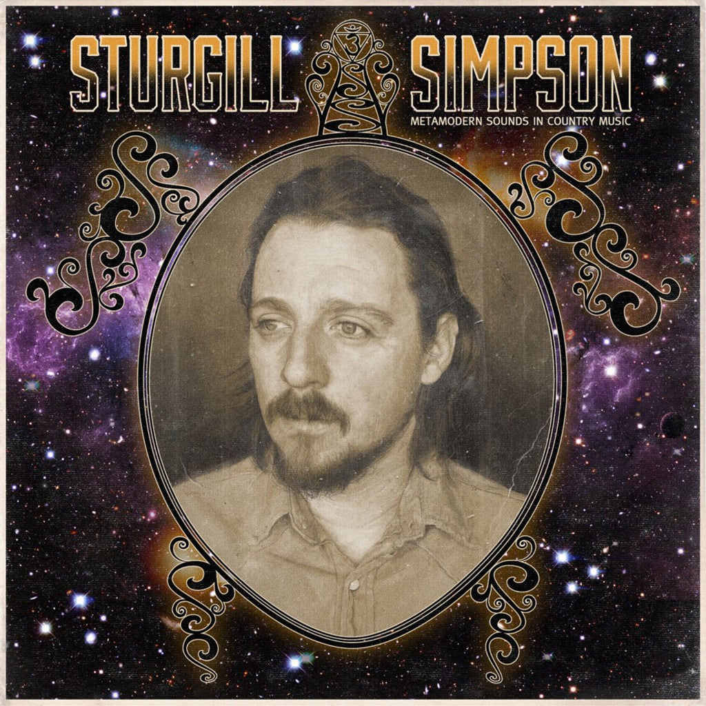 Sturgill Simpson Metamodern Sounds In Country Music - vinyl LP